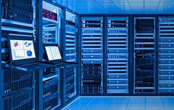 Proactive data center partner
